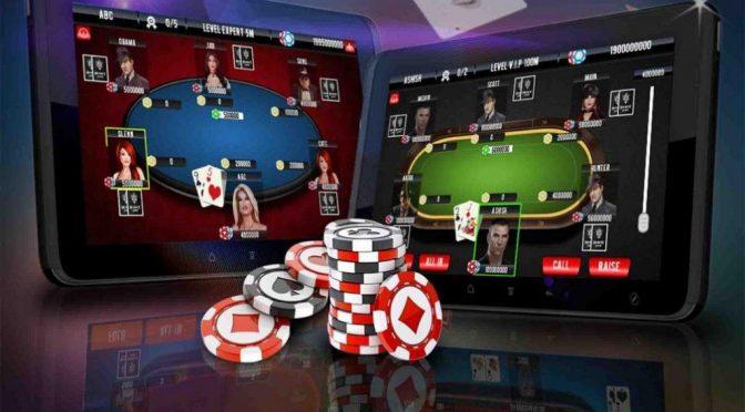 Trik Jitu Menang Main Poker Online 99% Ampuh Gampang Menang