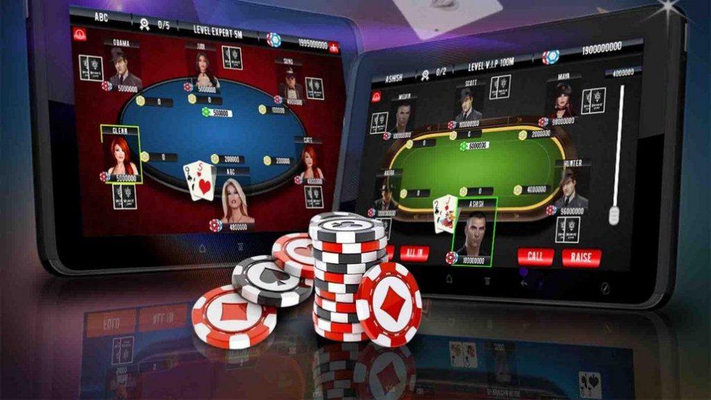 menang main poker
